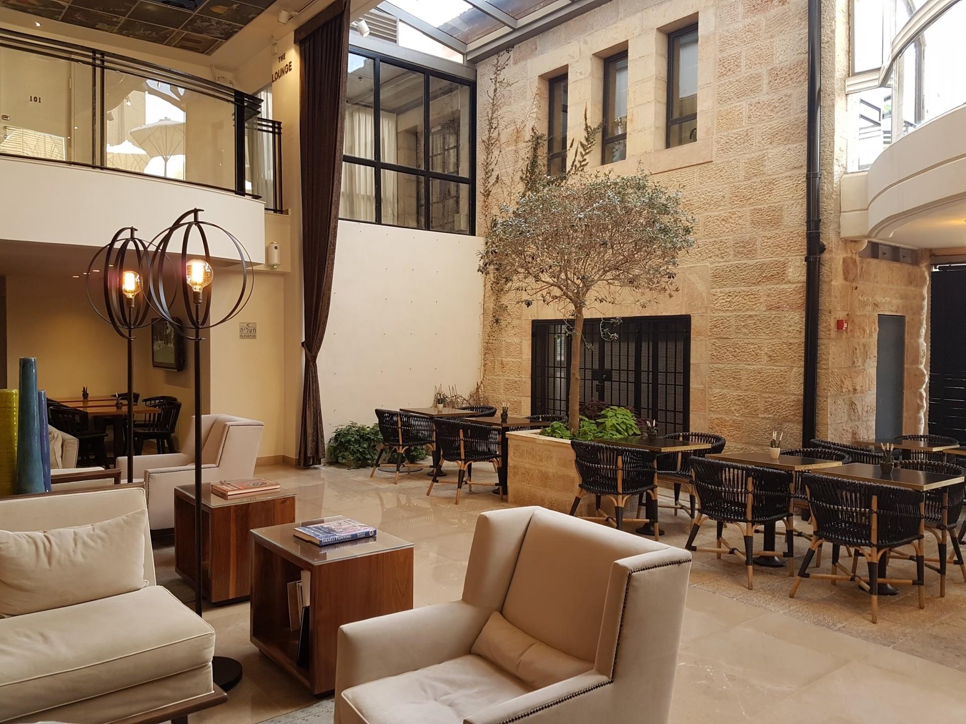 Hotel The Harmony, Jeruzalem, Israël
