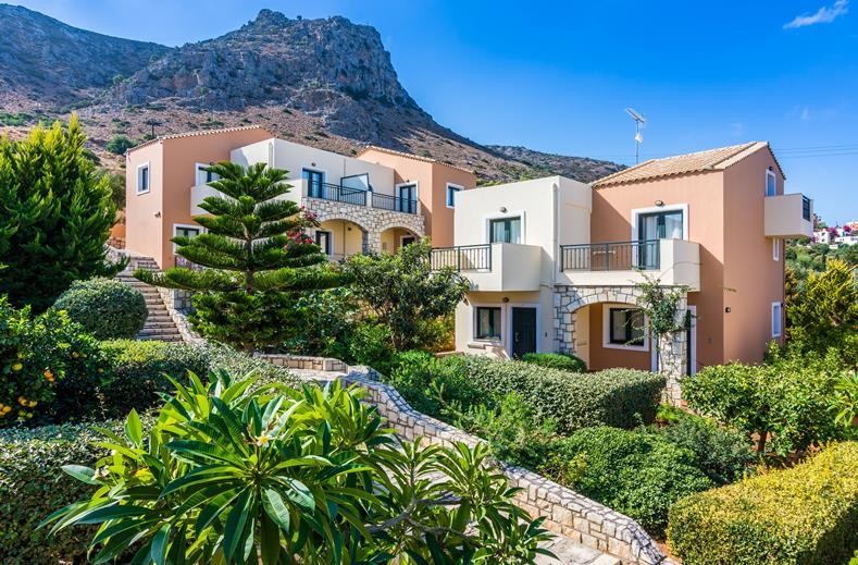 Pilot's Villas Luxury Suites op Kreta, Griekenland