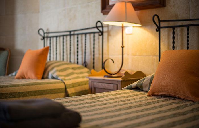 Een kamer van Gozo Village Holidays Farmhouses op Malta