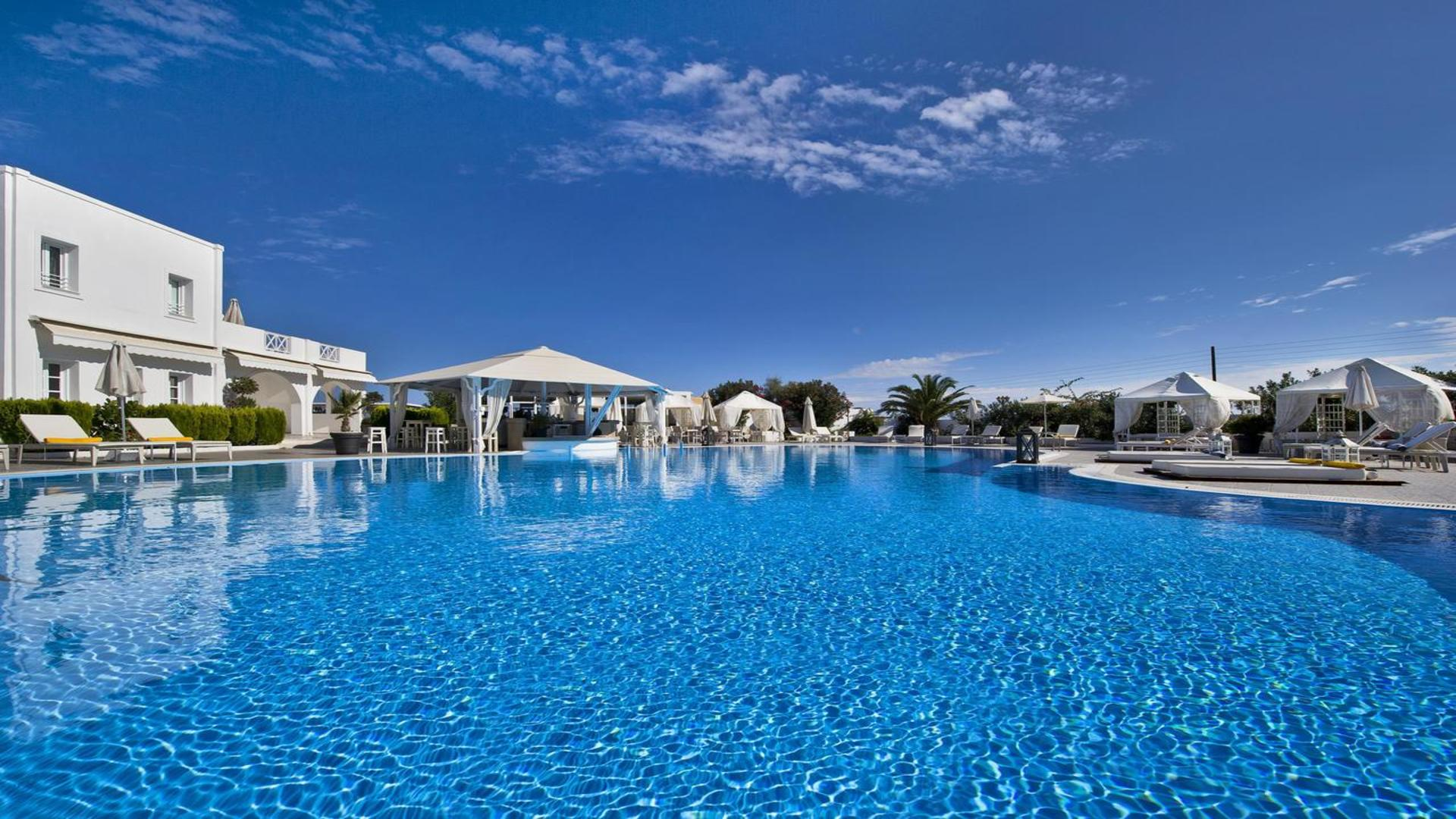 Hotel Imperial Med, Santorini, Griekenland