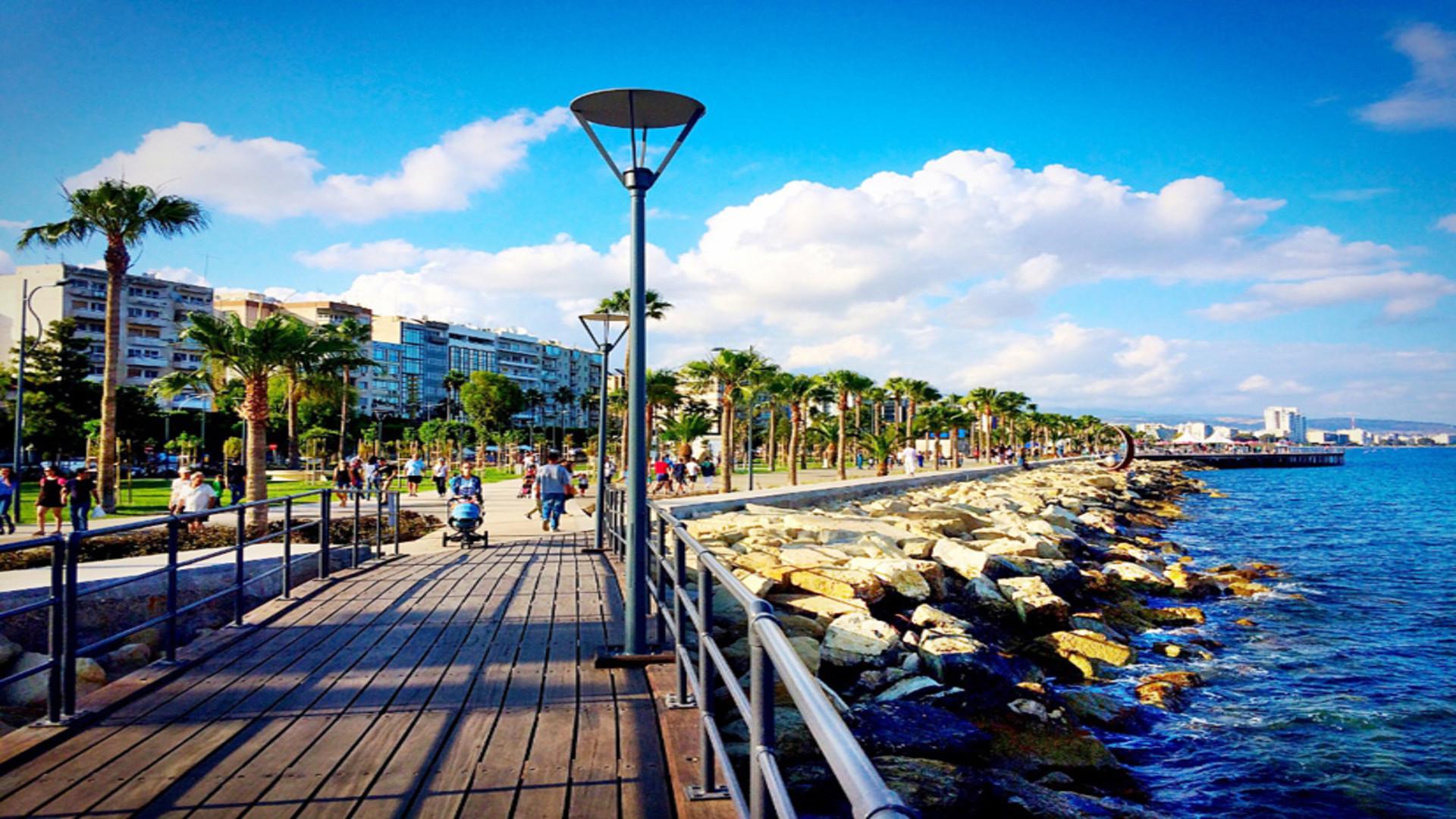 Boulevard Limassol, Cyprus