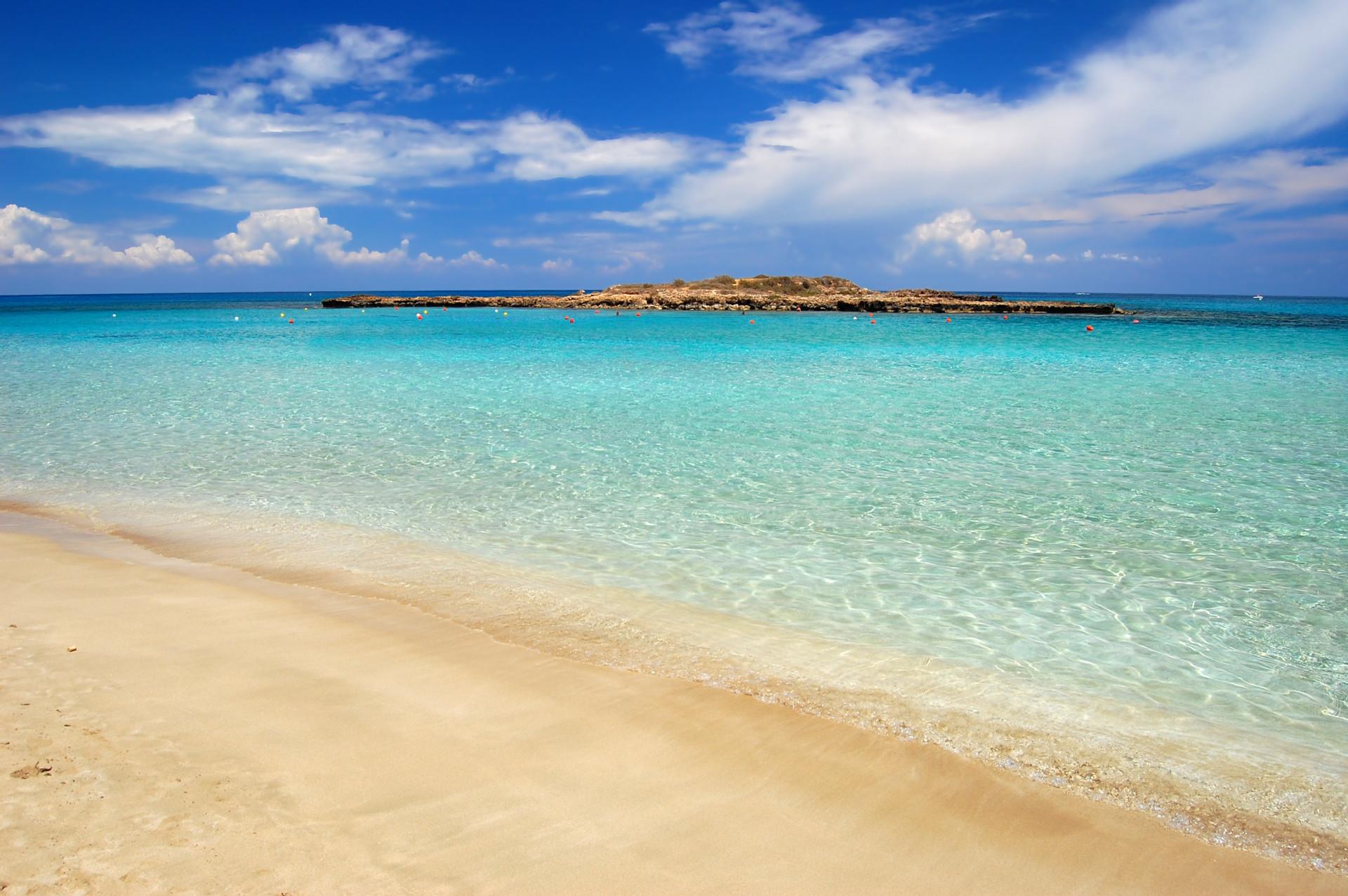 Zonvakantie Cyprus, strand Protaras/Ayia Napa, Cyprus
