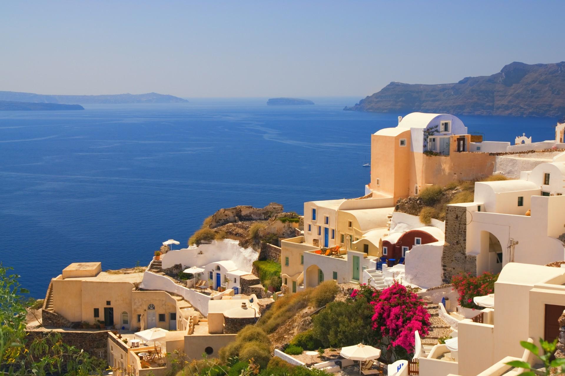 Eilandhoppen Griekenland &Olives