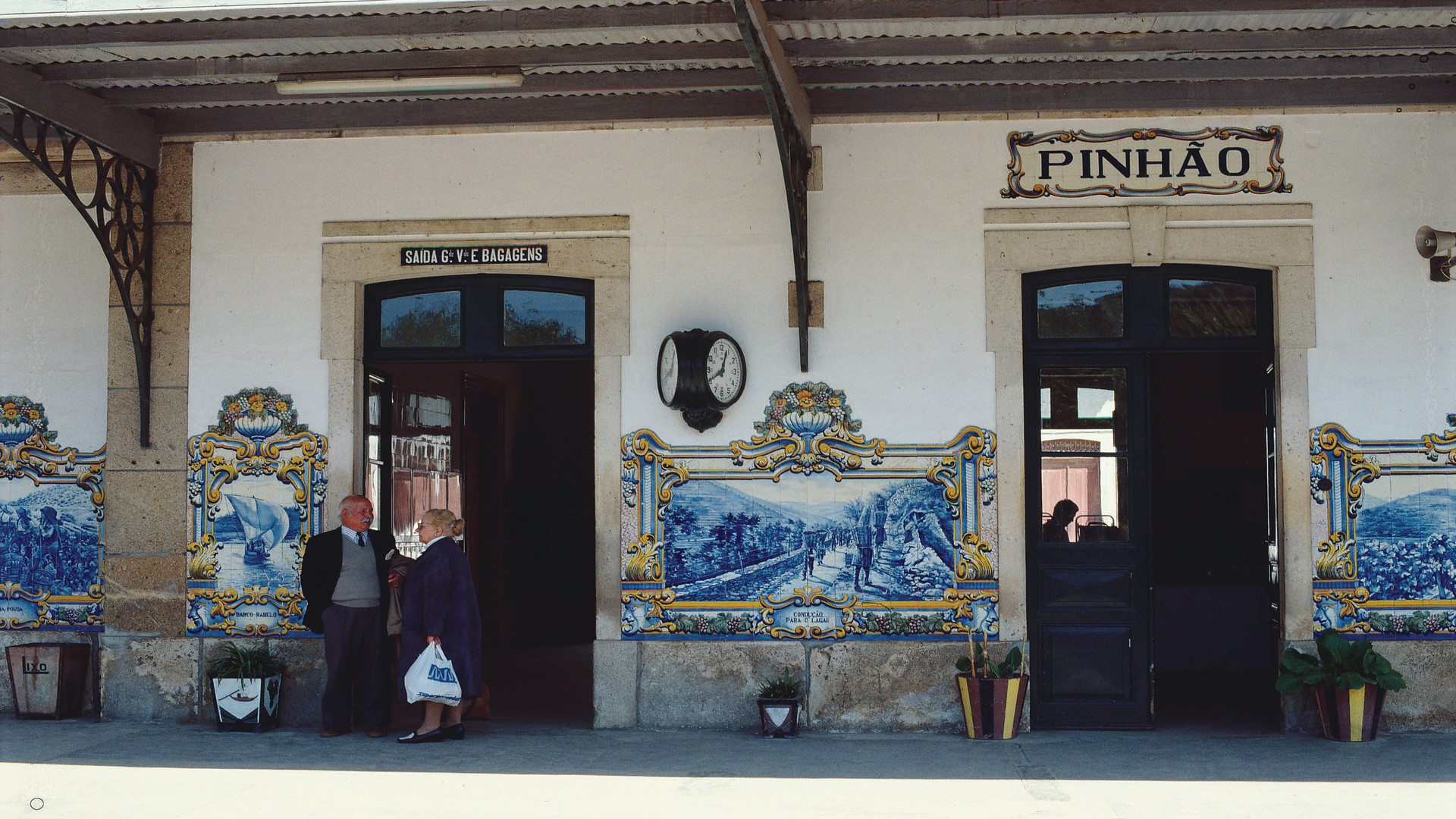 Station Pinhao, Portugal