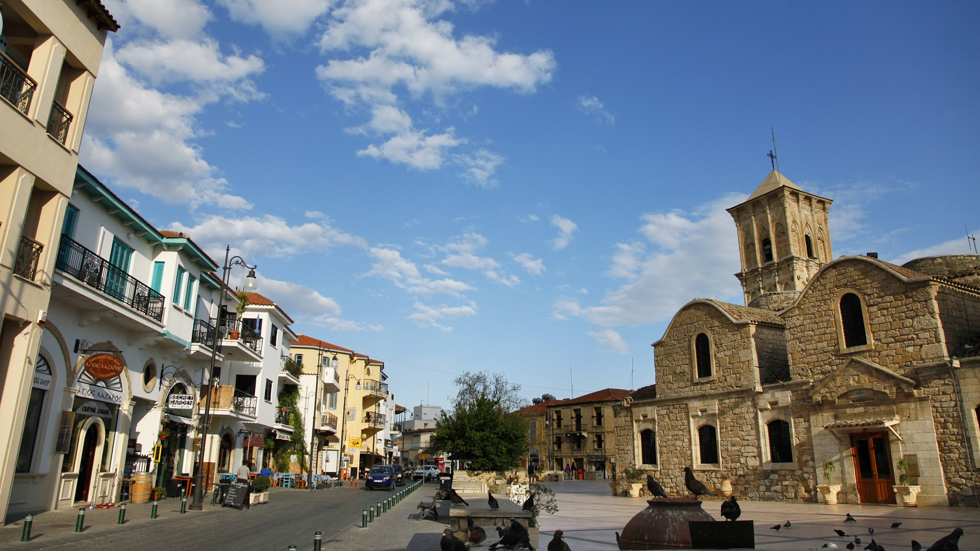 St. Lazarus Kerk in Larnaca, Cyprus