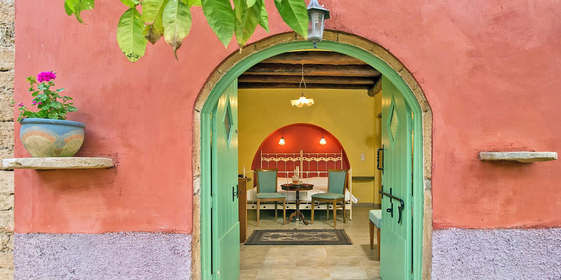 Villa de Loulia op Corfu, Griekenland