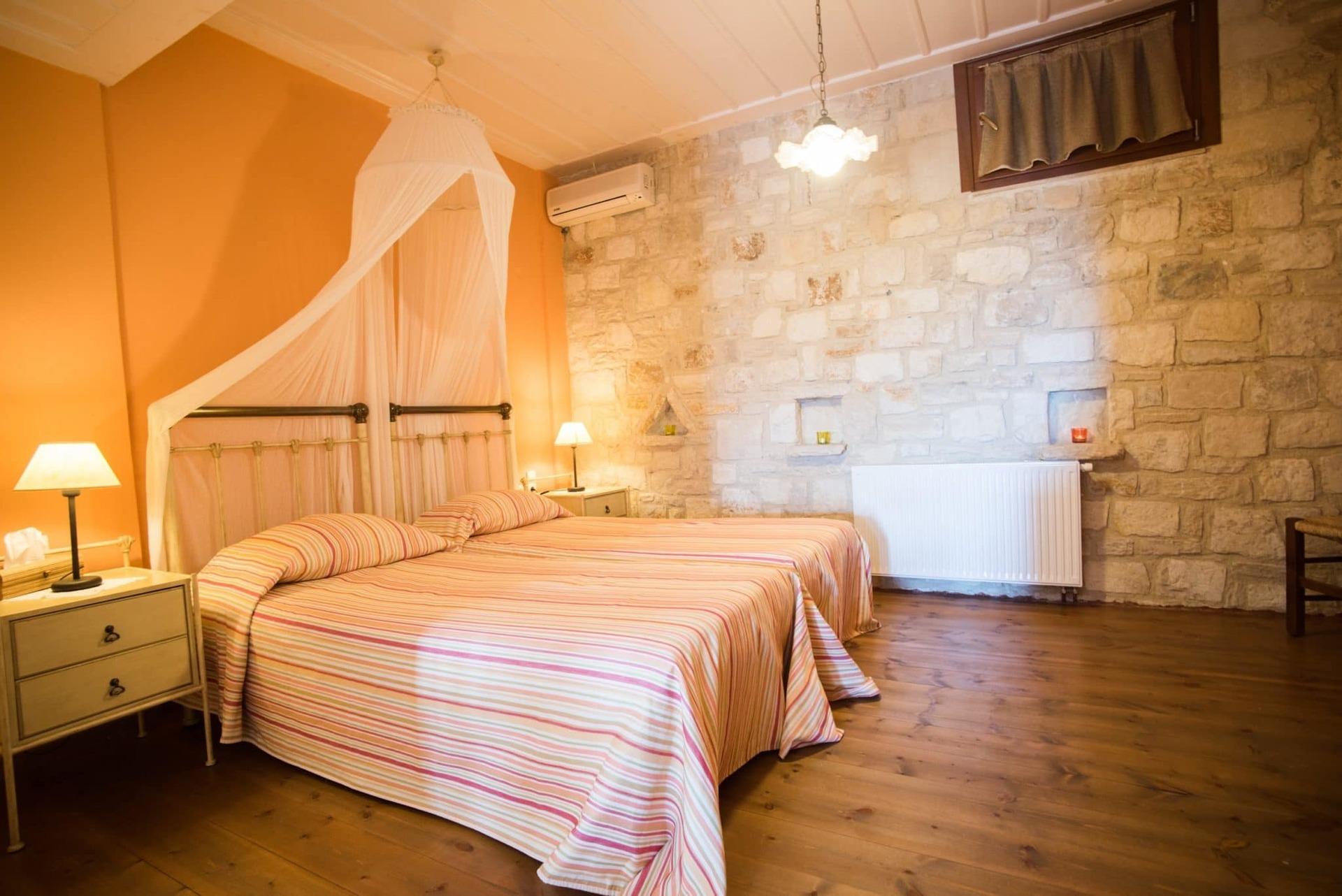 Een authentiek overnachtingsadresje op Kreta