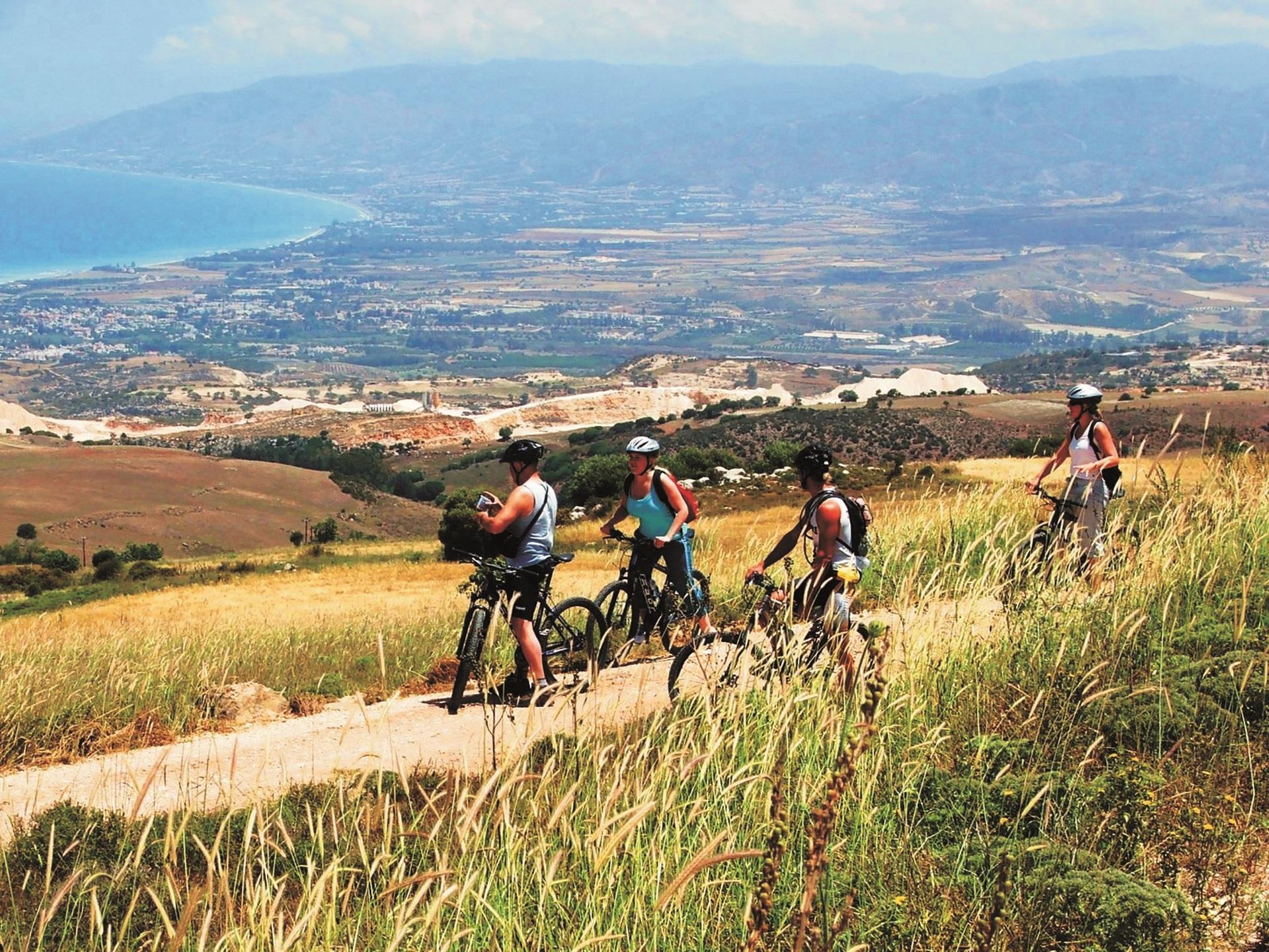 Ontdek Cyprus per fiets!
