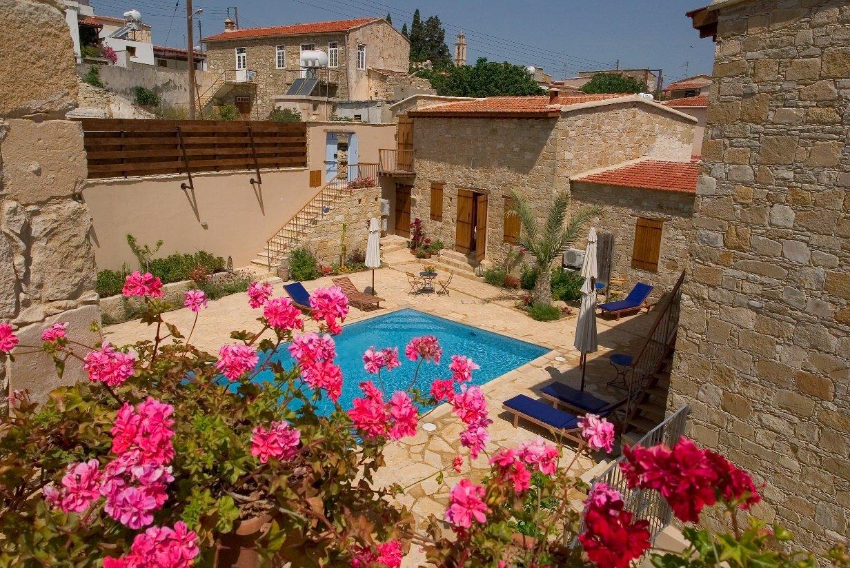 Porfyrios Country House - Choirokoitia - Cyprus - zwembad