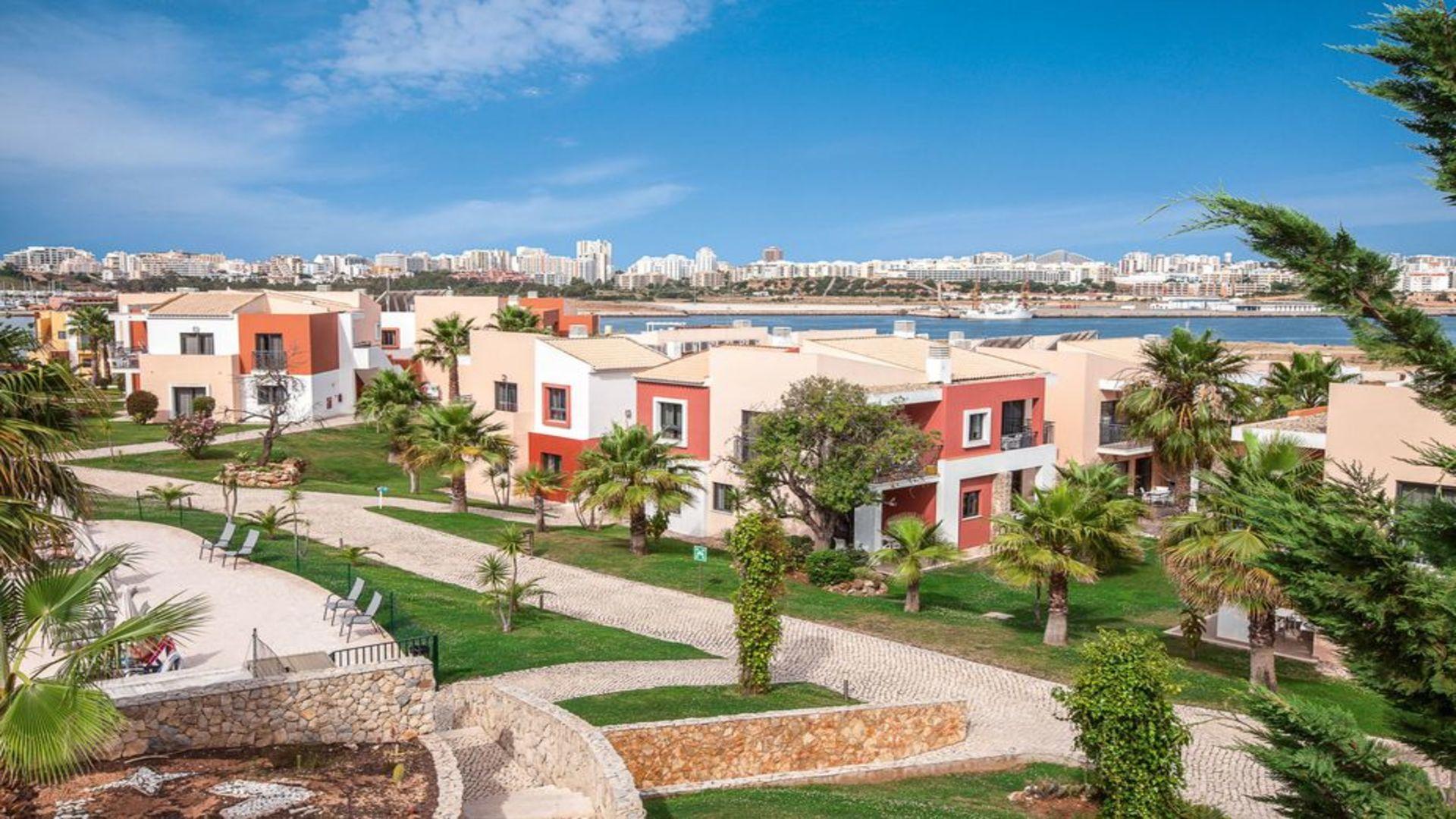 Vitor's Village, Ferragudo, Algarve, Portugal