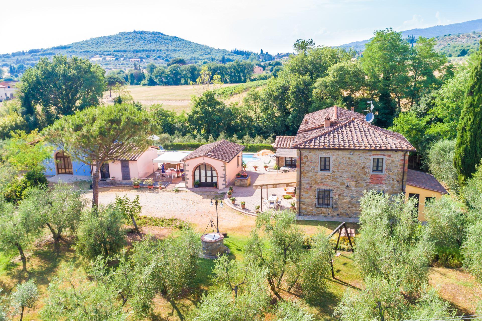 Agriturismo la Crosticcia in Toscane, Italië