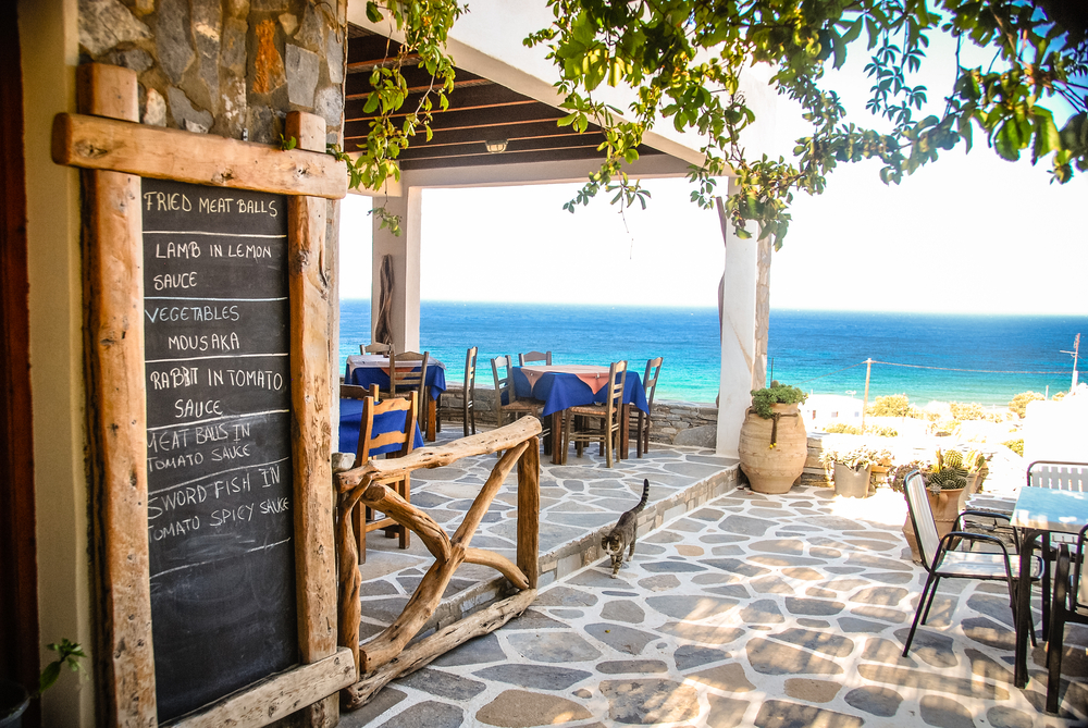 Taverna op Ios