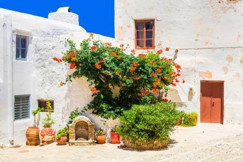 Typisch Griekse huisjes
