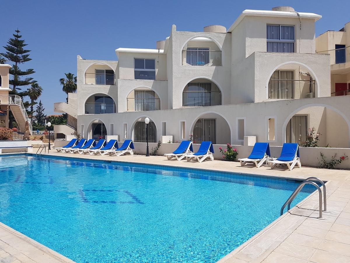 Pandream Cyprus zwembad