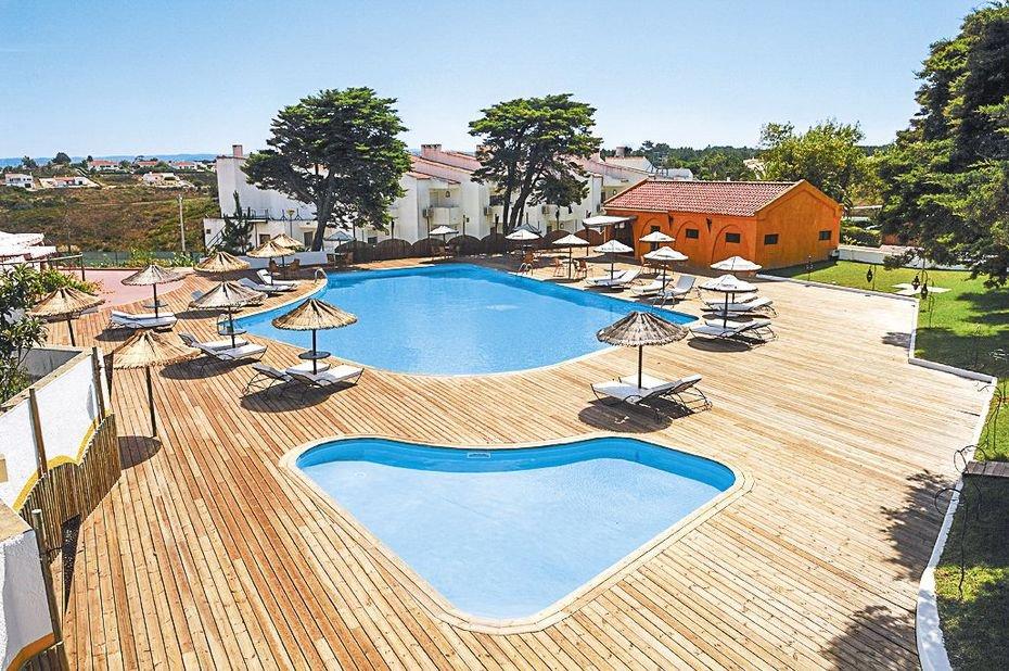 Vale da telha - Portugal - zwembad