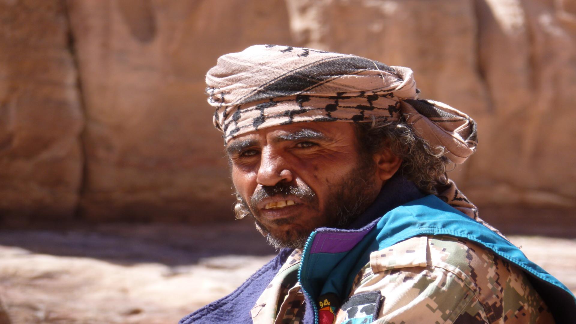 Jordaanse man, Jordanië