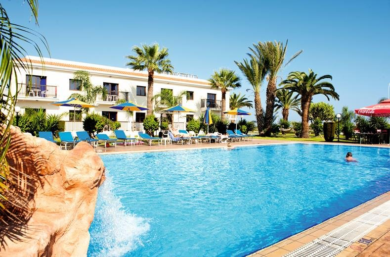 Loutsiana-hotel - zwembad
