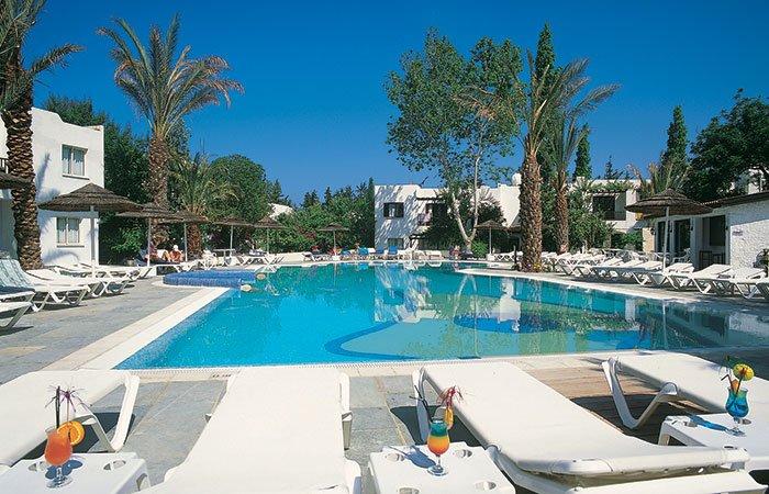 Paphos Gardens zwembad