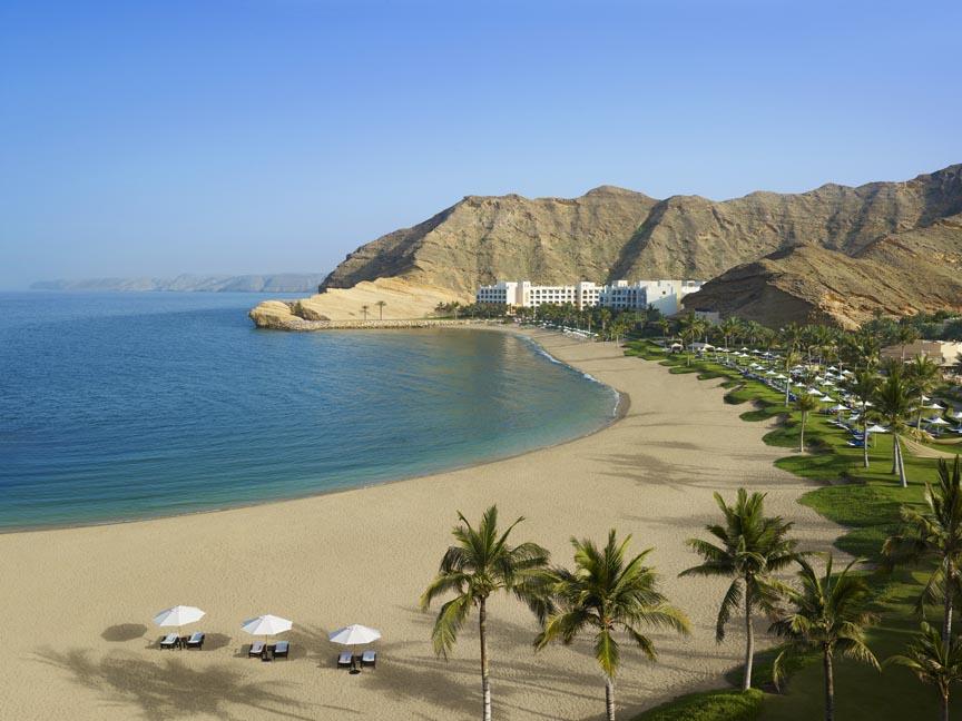 Strand Shangri La Al Waha, Muscat, Oman