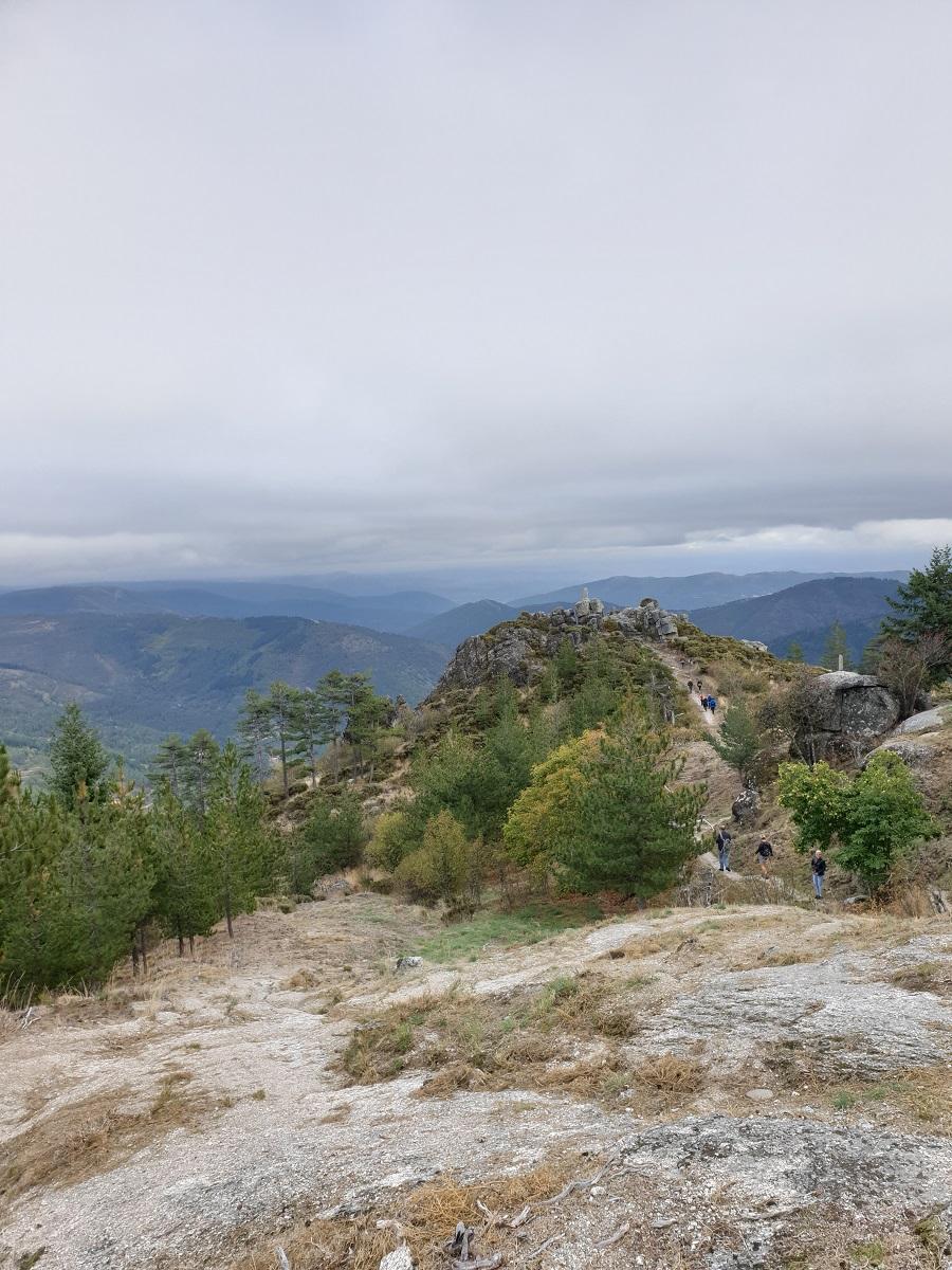 Wandeling door het natuurgebied Serra da Estrela