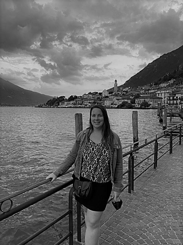 Reisspecialist Cynthia Janssen in Limone sul Garda