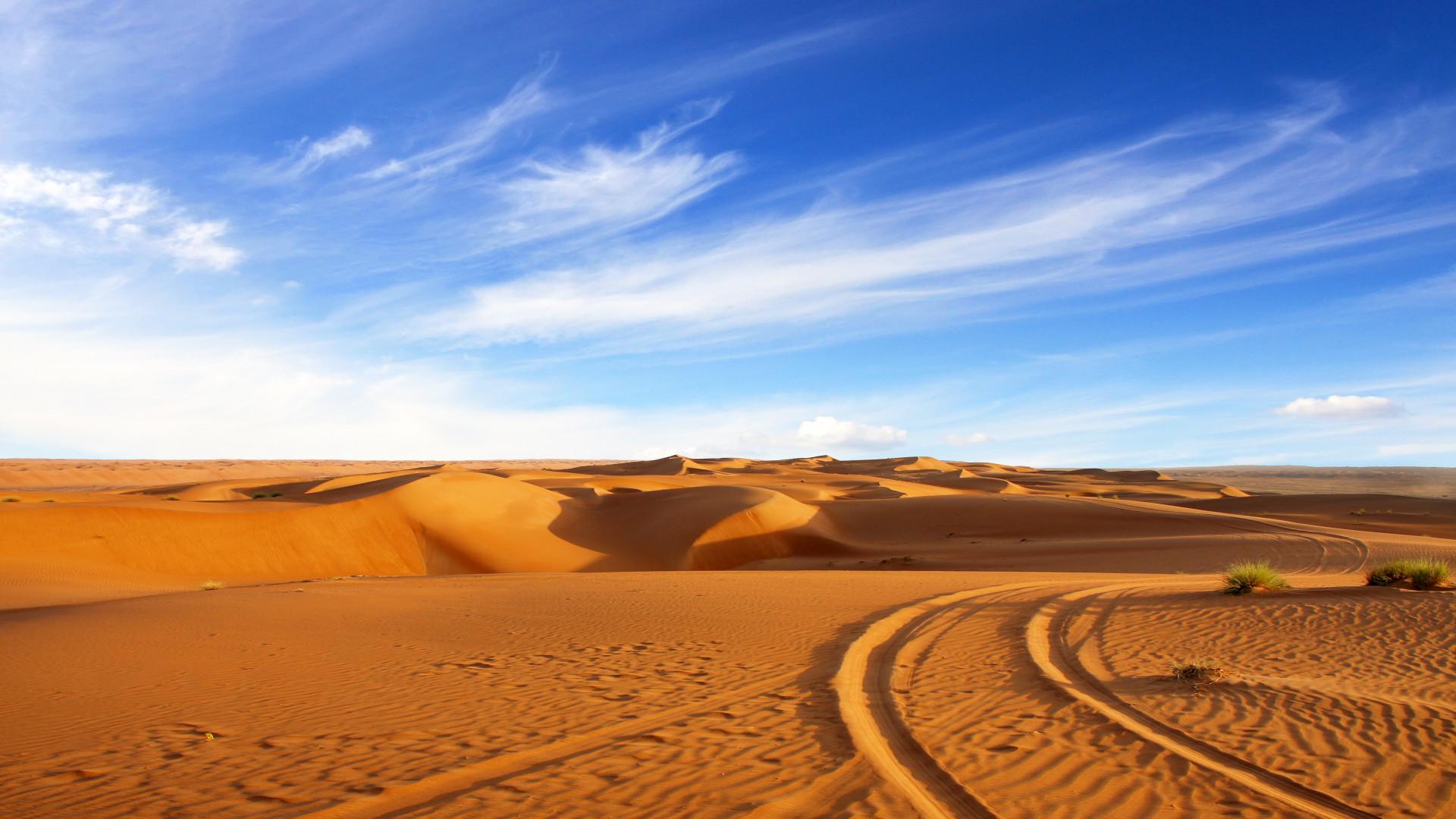 Rondreis Oman zandwoestijn Wahiba