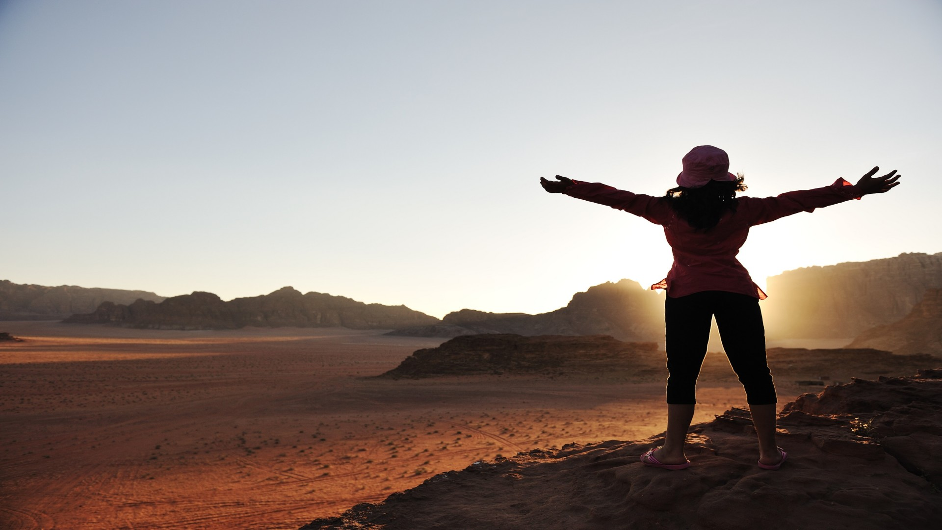 Priverondreis Jordanië - Wadi Rum woestijn