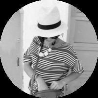 Reisspecialist Griekenland Annelies zwart wit rond