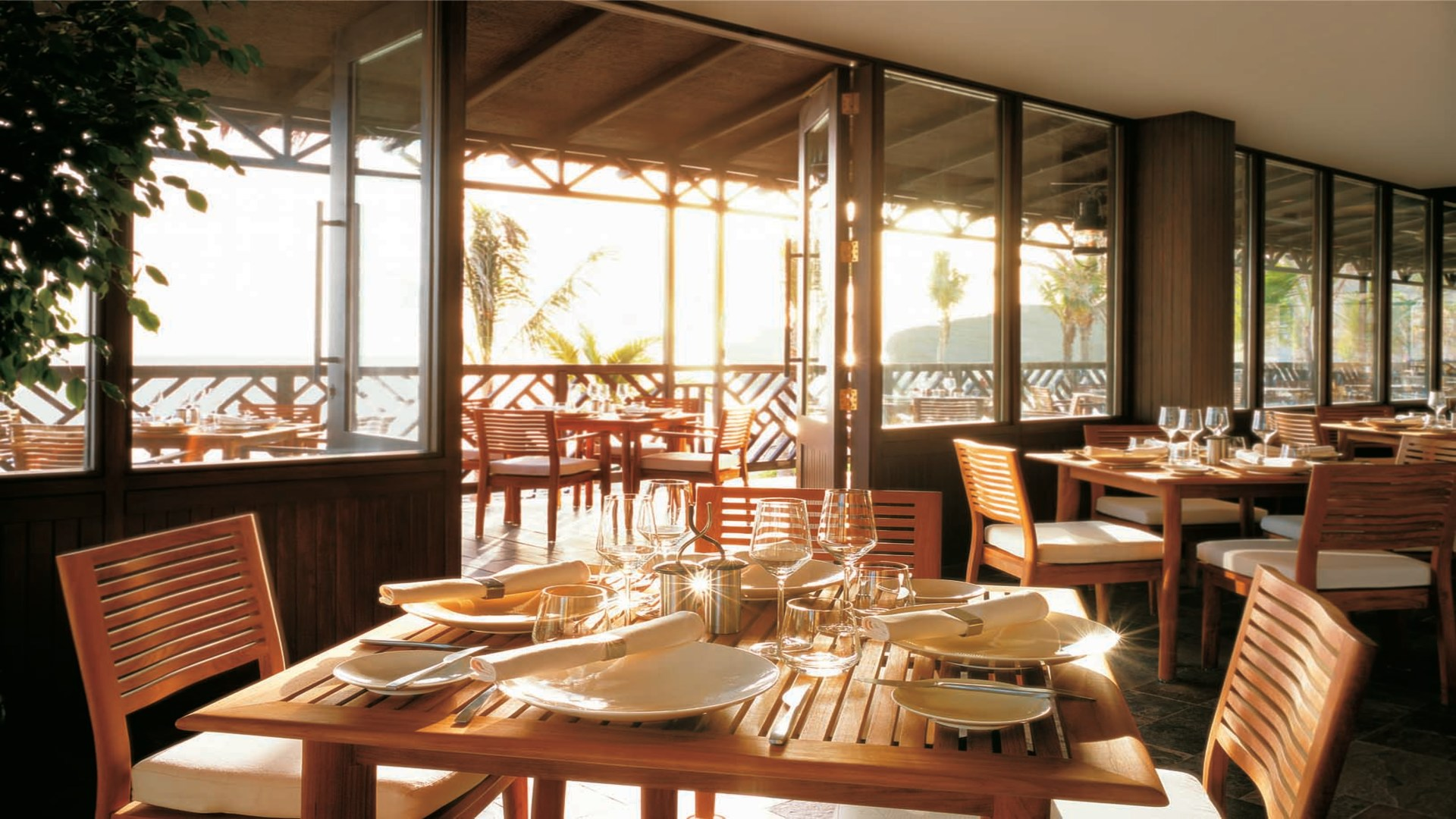 Bait Al Bahr restaurant, Shangri La, Muscat, Oman
