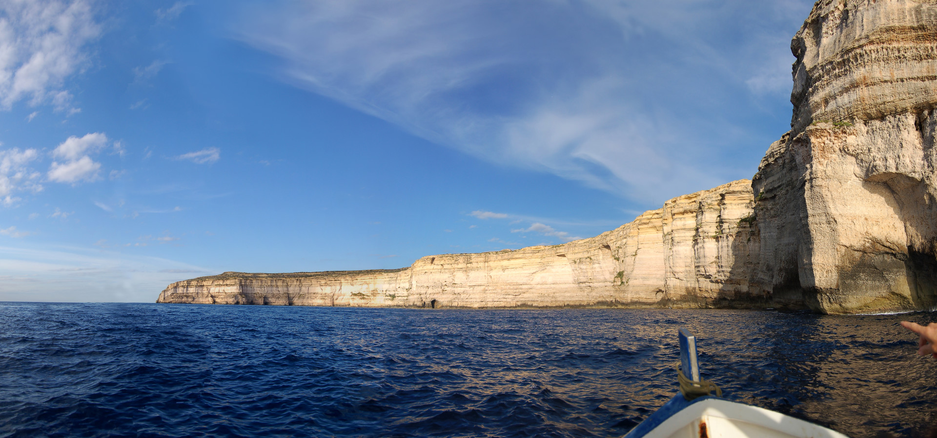 Kliffen Gozo, Malta