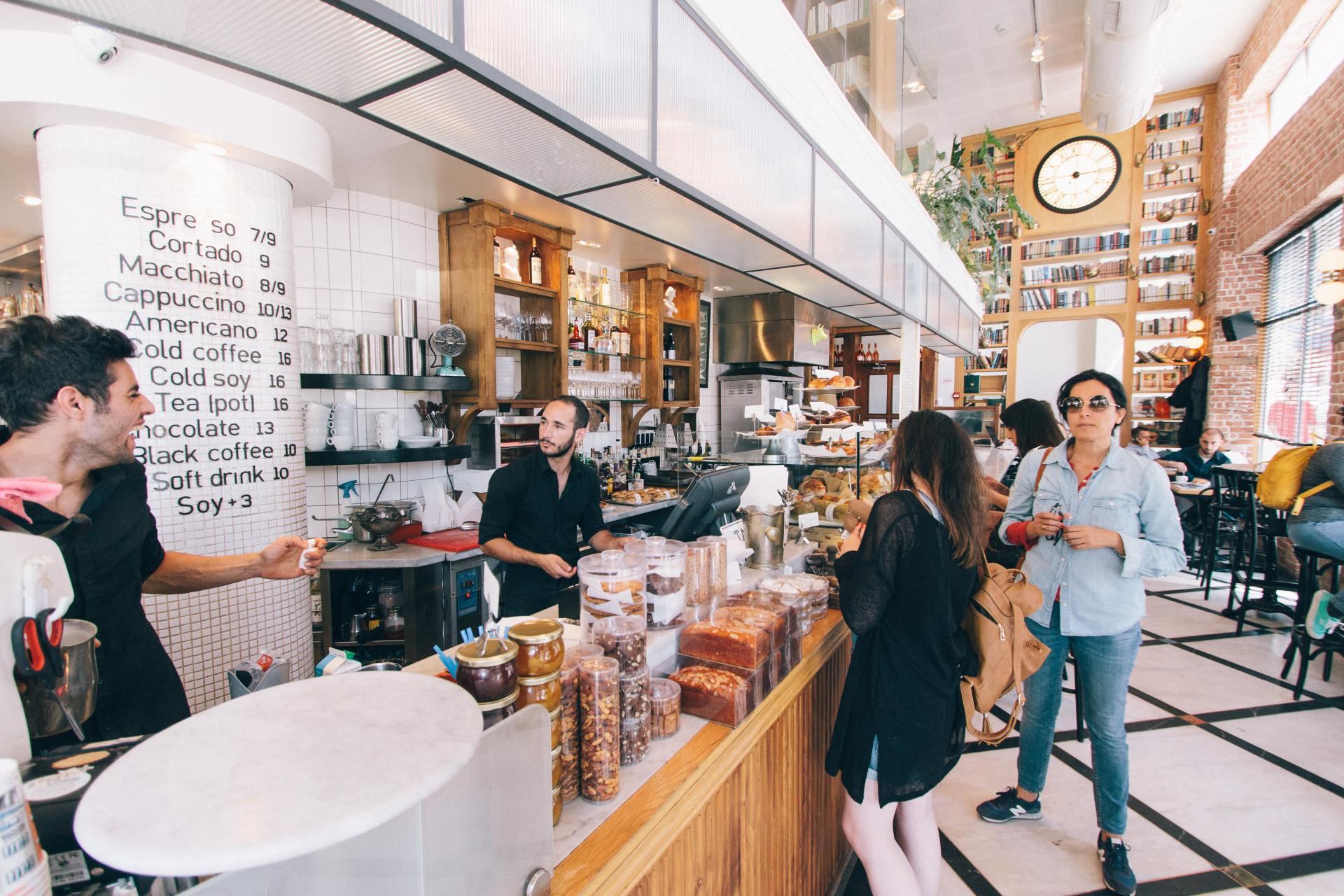 Stedentrip &Olives