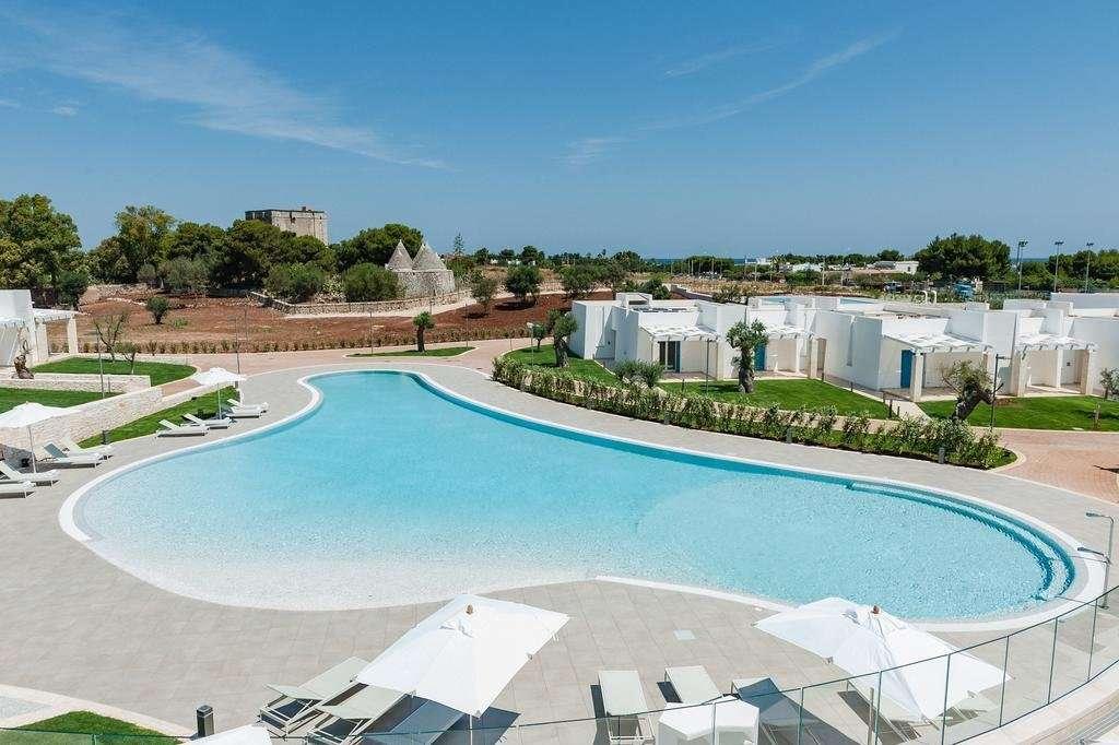 Cala Ponte - Puglia - Italie - zwembad