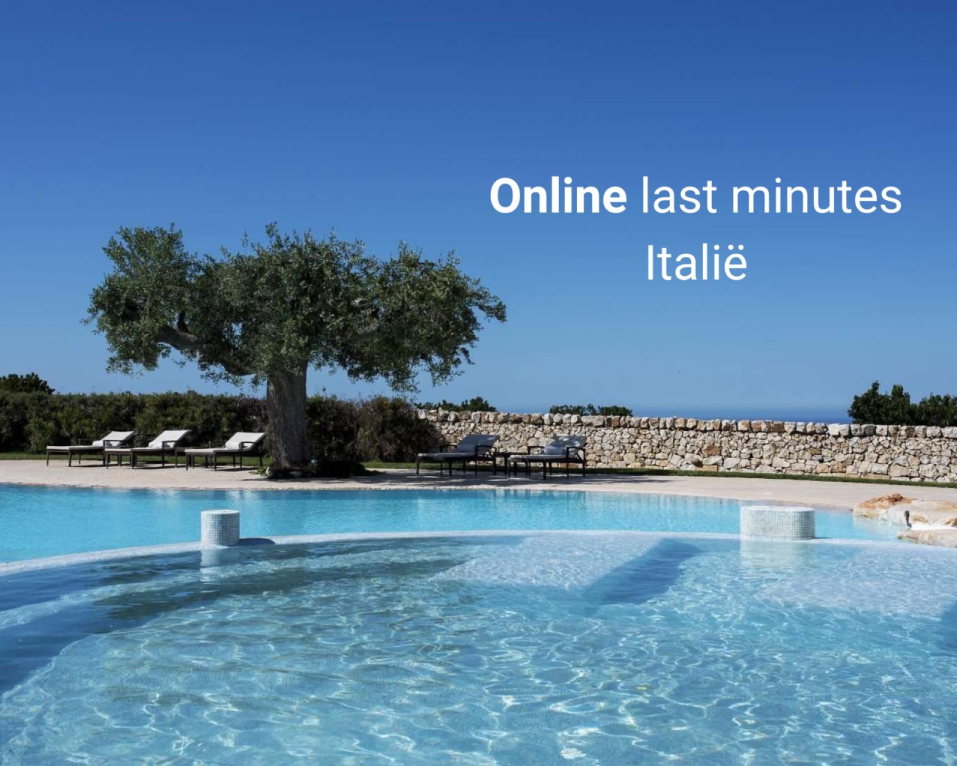 Italië last minutes
