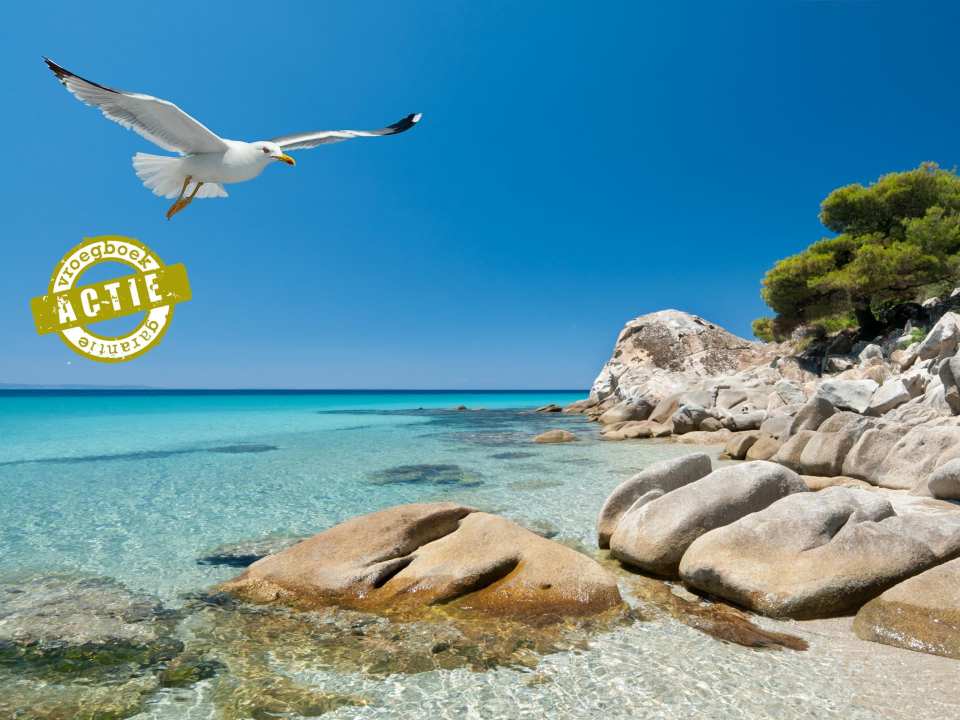 Boek nu jouw vakantie voor deze zomer en maak gebruik van geweldige voorwaarden.