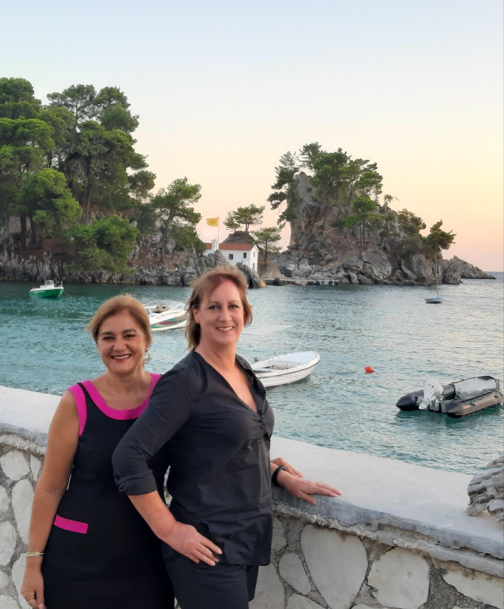 Lokale partners &Olives bij zee