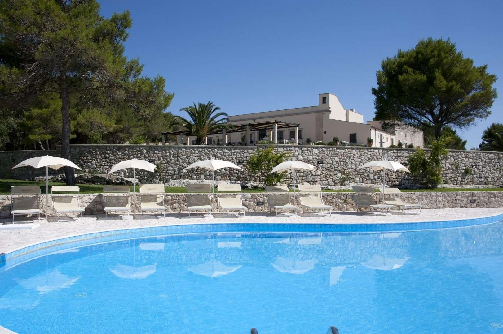 Masseria Panareo - Puglia - Italie - zwembad