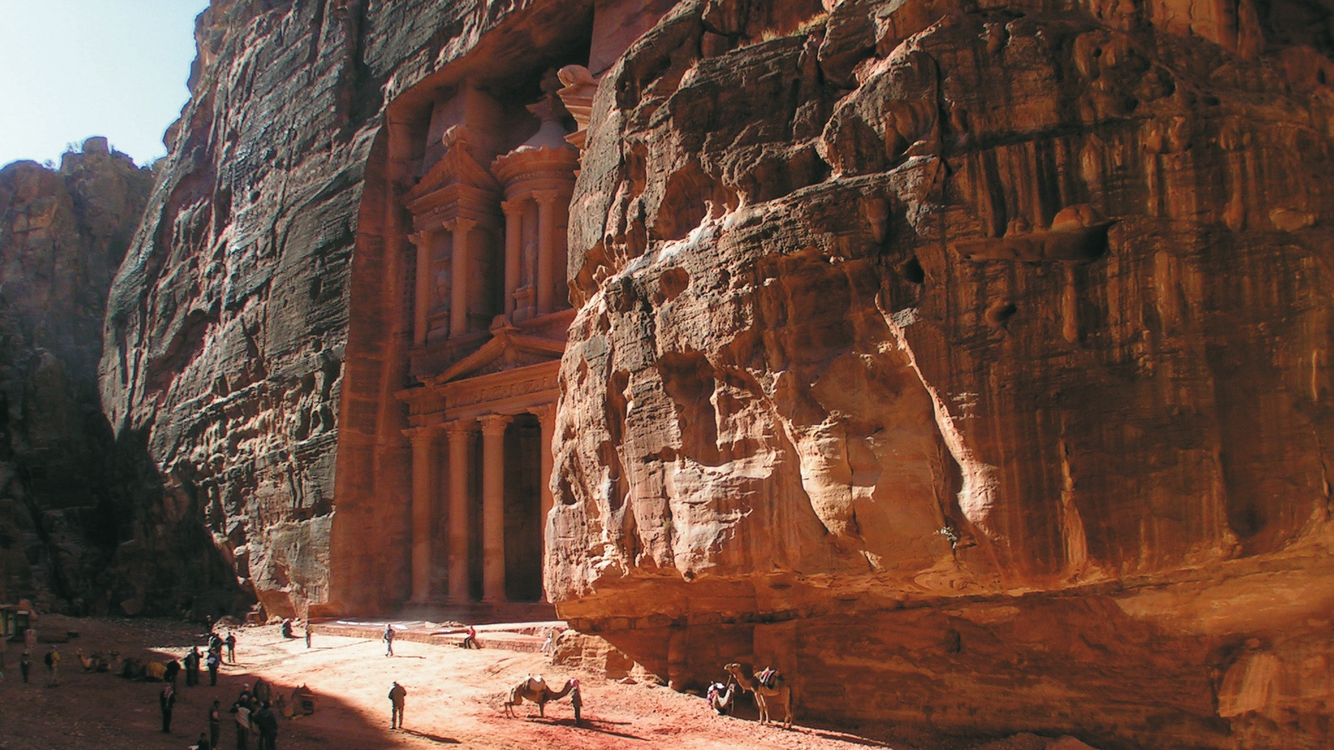 Schatkamer Petra, Jordanië