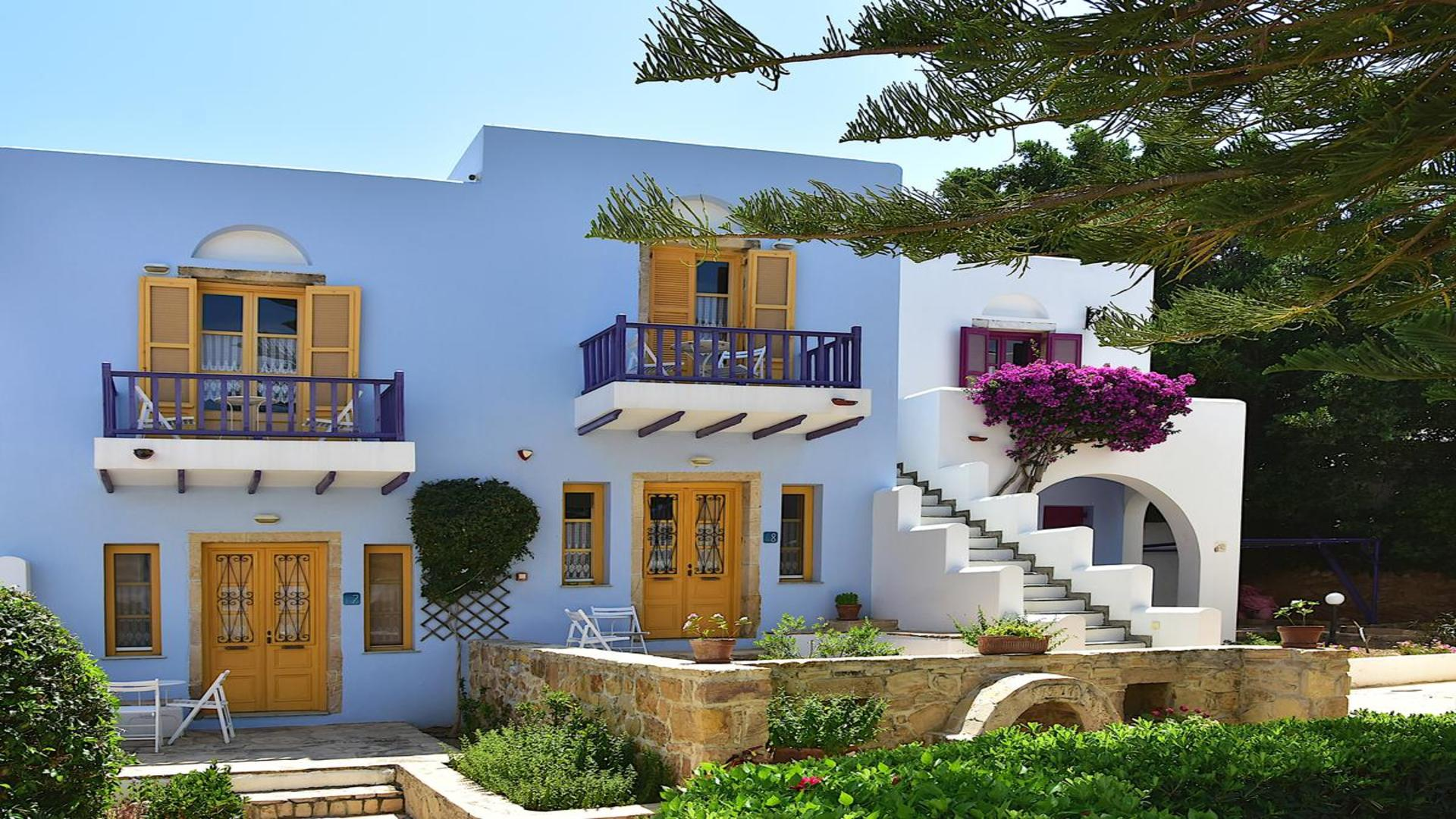 Appartementen Nefeli, Leros, Griekenland