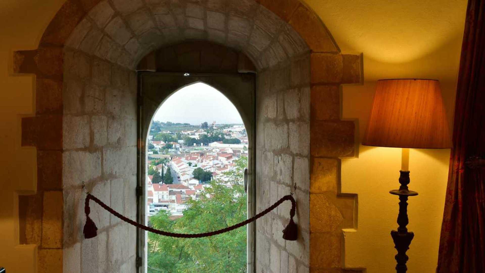 Doorkijkje Pousada Estremoz, Estremoz, Alentejo, Portugal