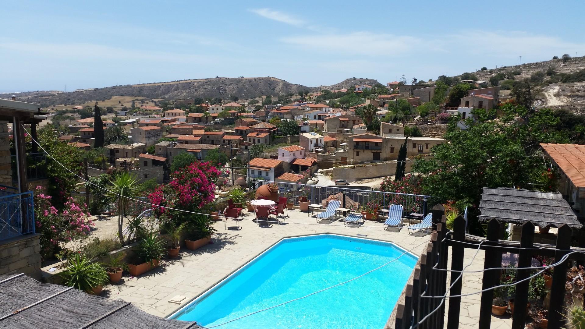 Zwembad Cyprus Villages, Tochni, Cyprus