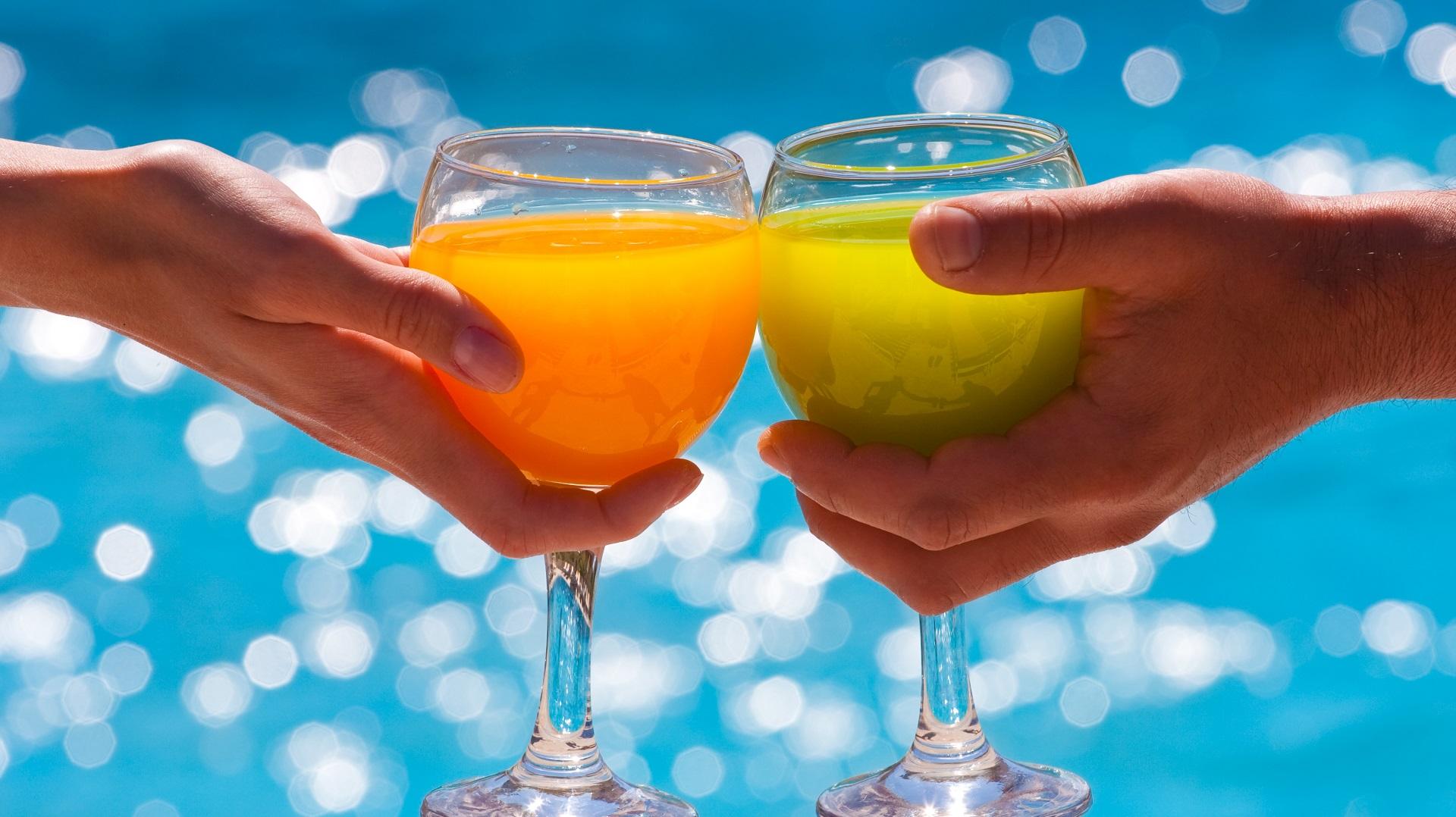Heerlijke cocktails in Griekenland