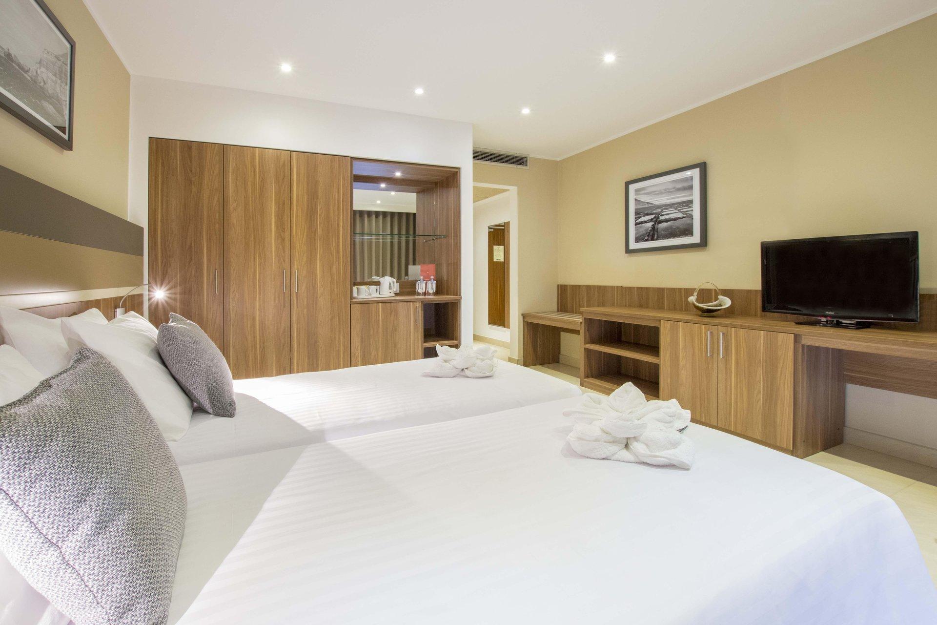 Hotel Dolmen Resort standaard kamer - Qawra