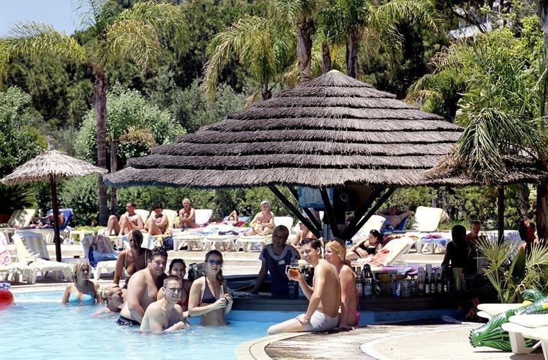 Hotel Dionysos - zwembad