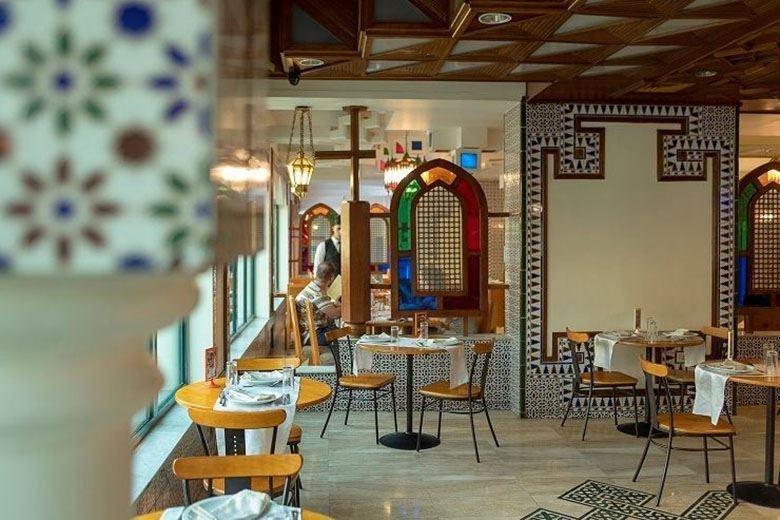 Hotel Toledo restaurant - Amman