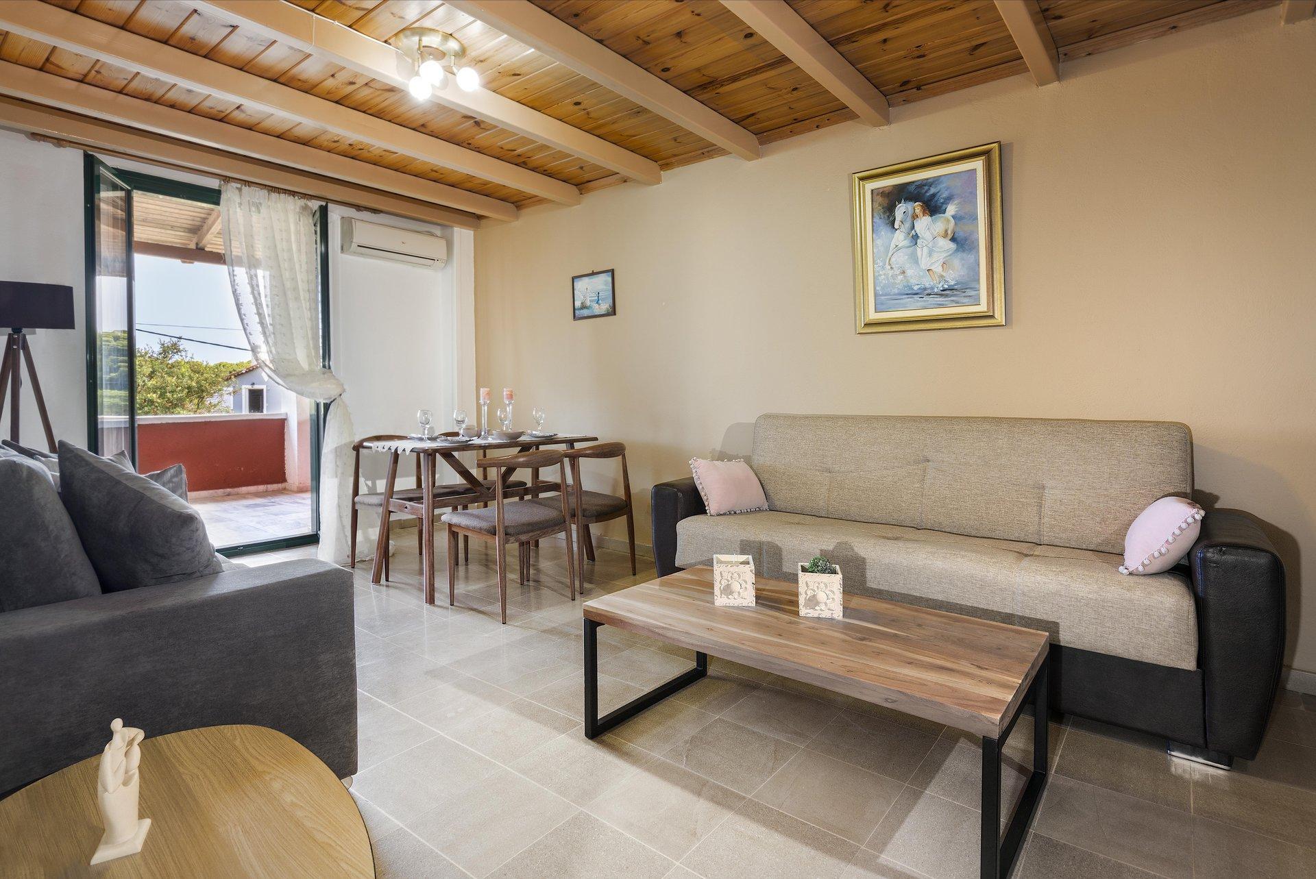 Vassilikos Garden - 3-kamer appartement