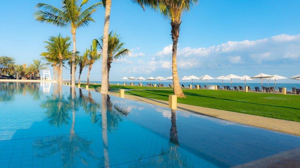 Millennium Resort Mussanah Infinity pool - Mussanah