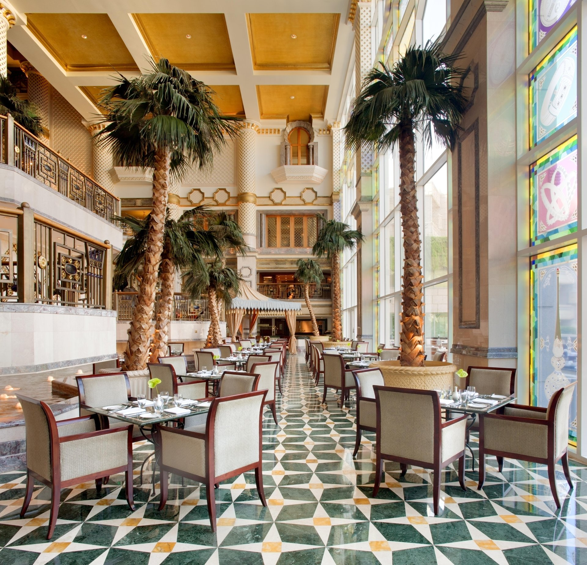 Hotel Grand Hyatt Muscat Mokha Cafe - Muscat