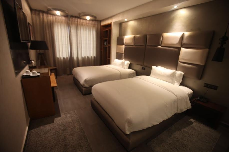 Hotel The Seven - Casablanca