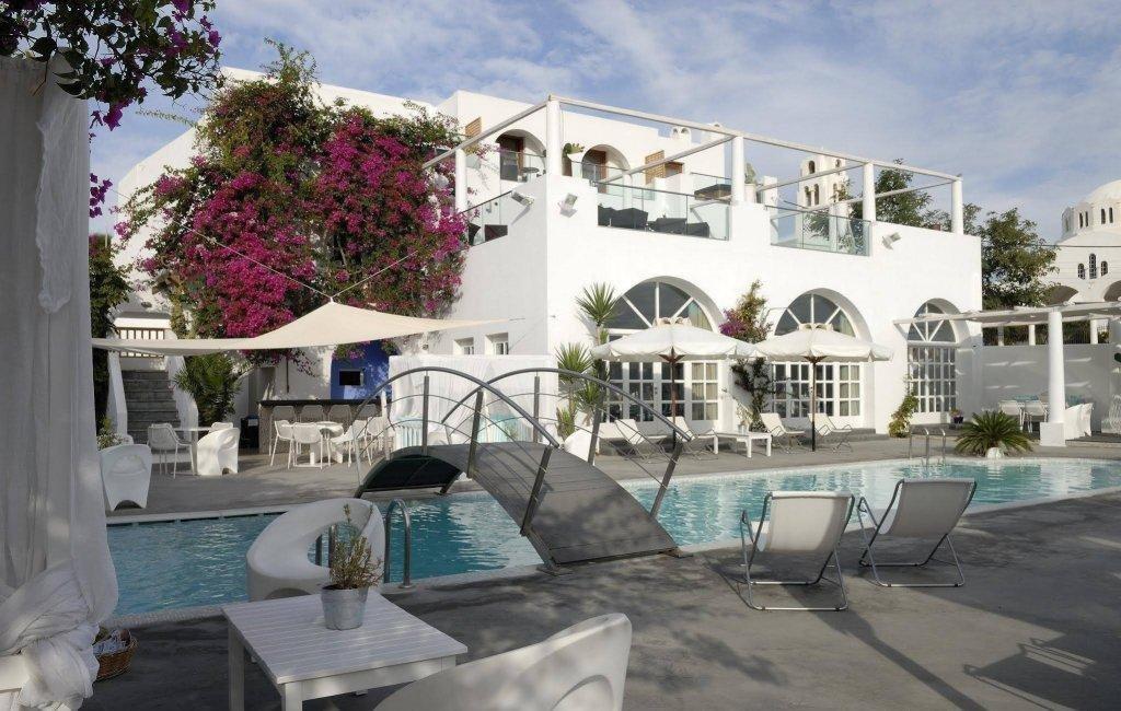 Aressana Spa Hotel & Suites - Zwembad