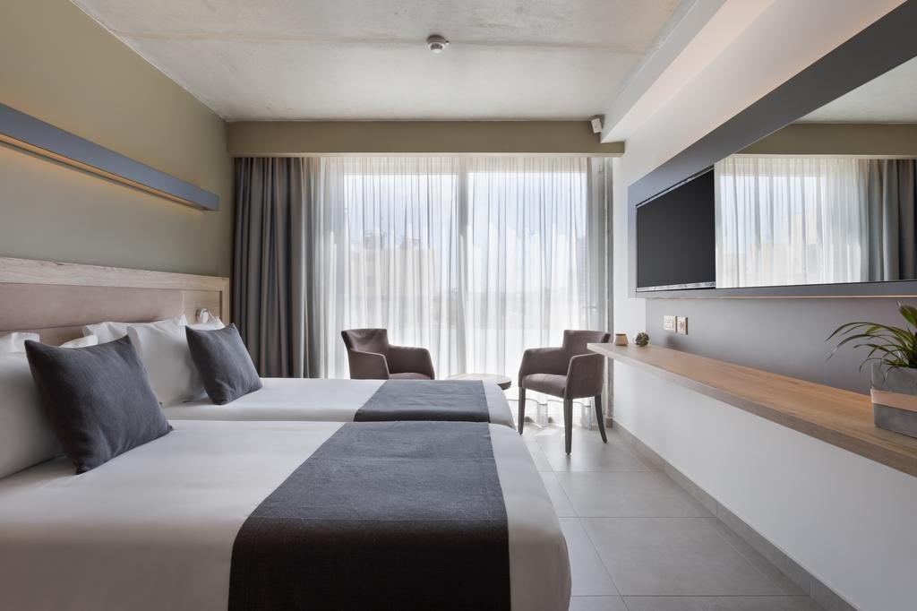 Hotel ST Azur standaard kamer - Sliema